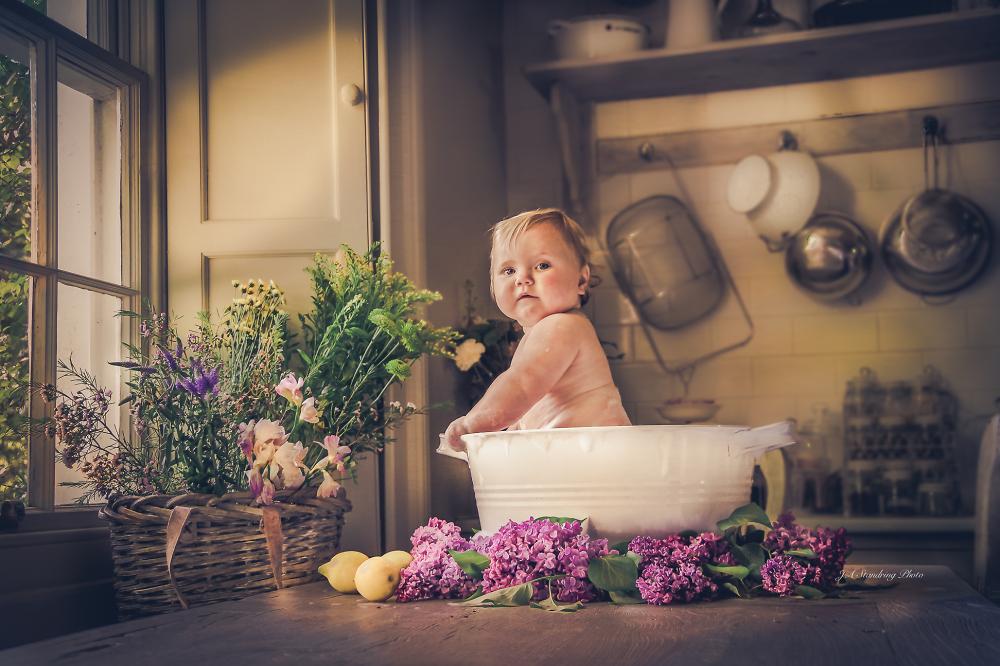 Morning Bath