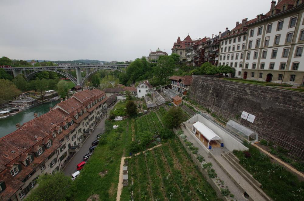 Old City Walls, Bern