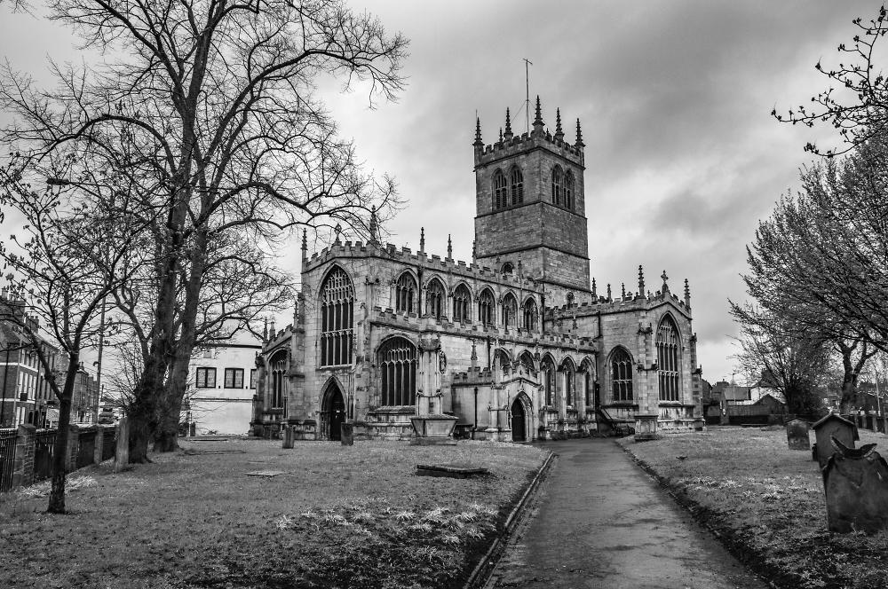 St. Swithurns Church - Retford