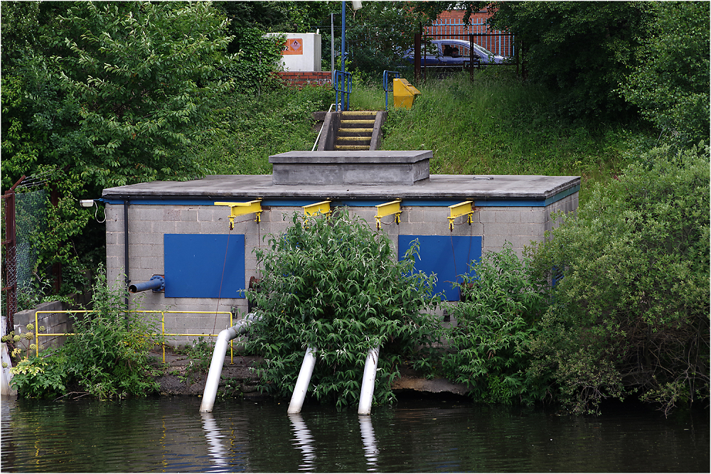 Canalside Pumping Station