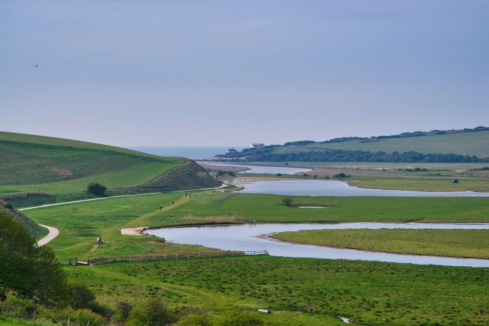 Cuckmere meander