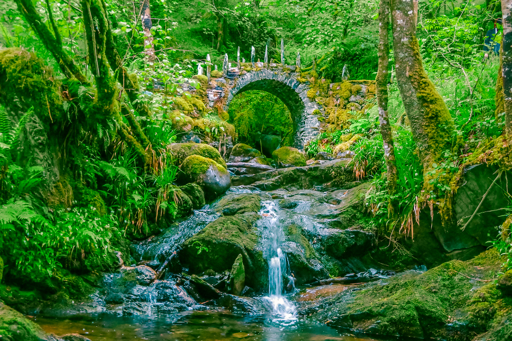 Scotlands Hidden Treasure:  The Fairy Bridge