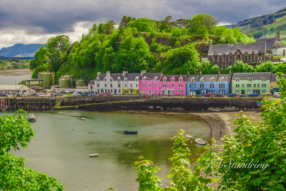 Colours of Scotland by the Sea