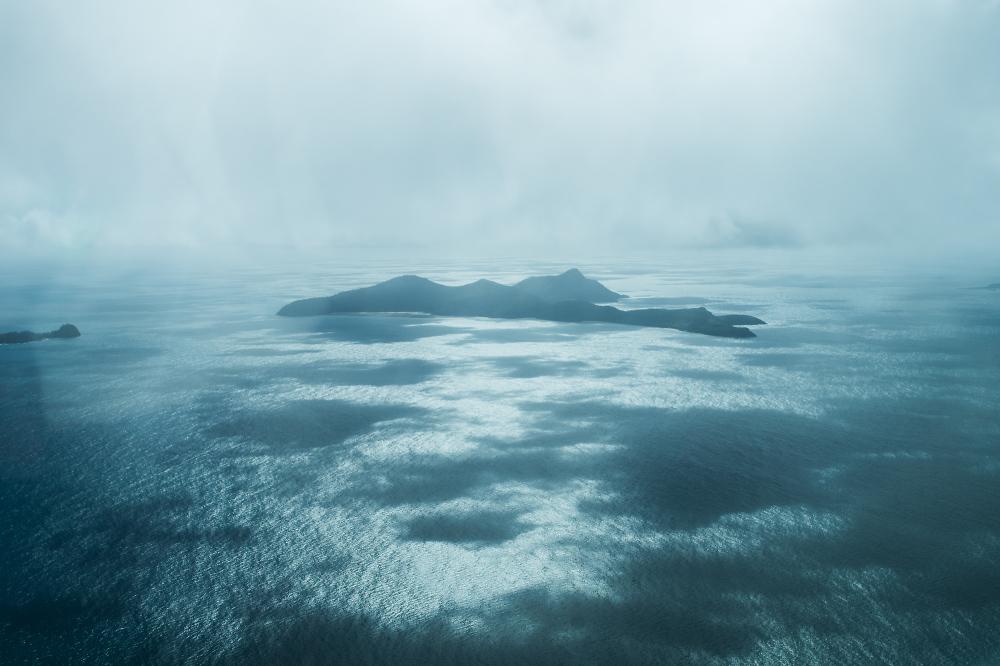 Over the Whitsundays 2