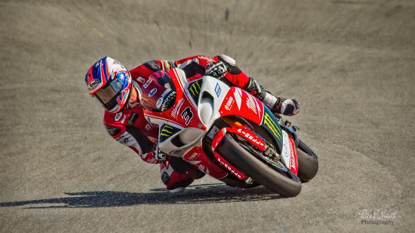 Josh Brooks - Milwaukee Yamaha British Superbike Team 2014