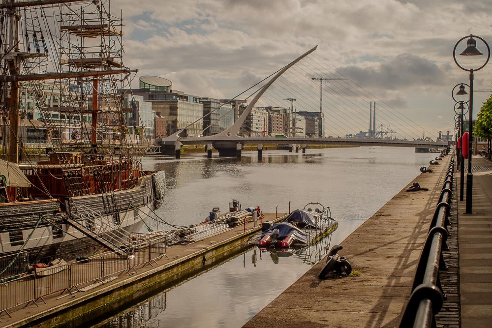 Dublin Morning
