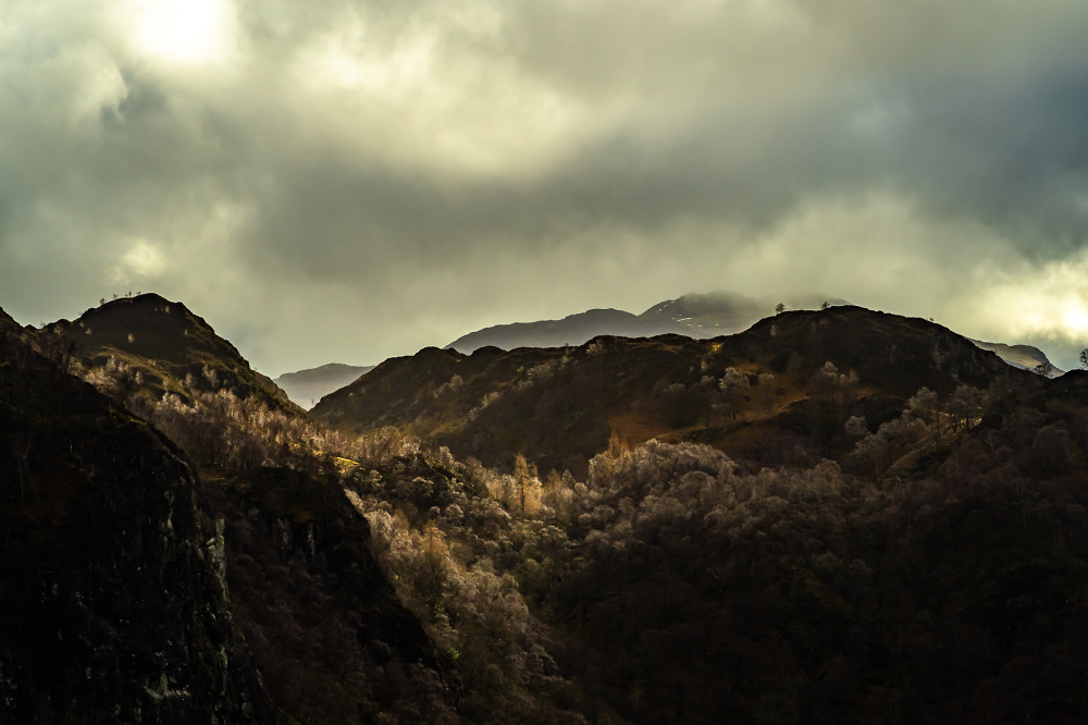 Borrowdale back in February
