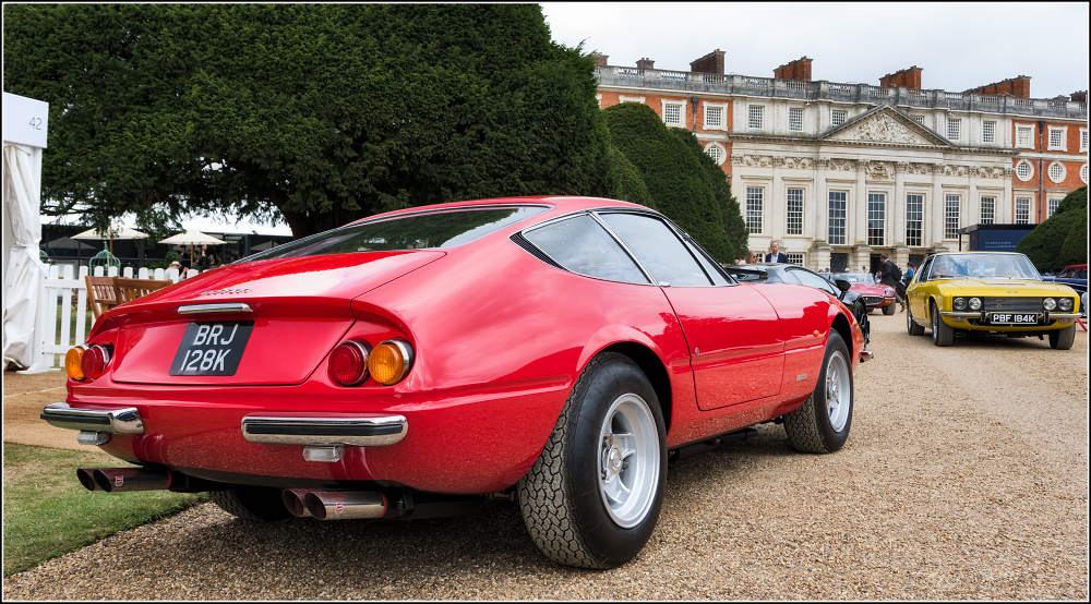 Ferrari 365GTB4 'Daytona'