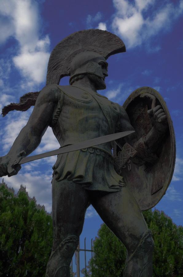 Spartan King Leonides I
