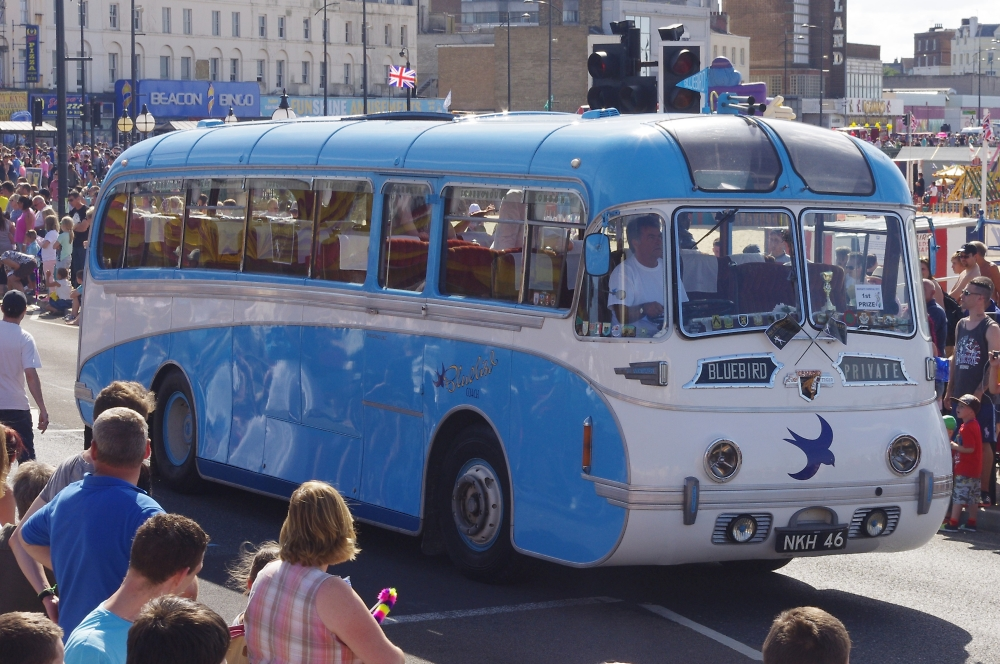 Those were the days (Eastbourne)