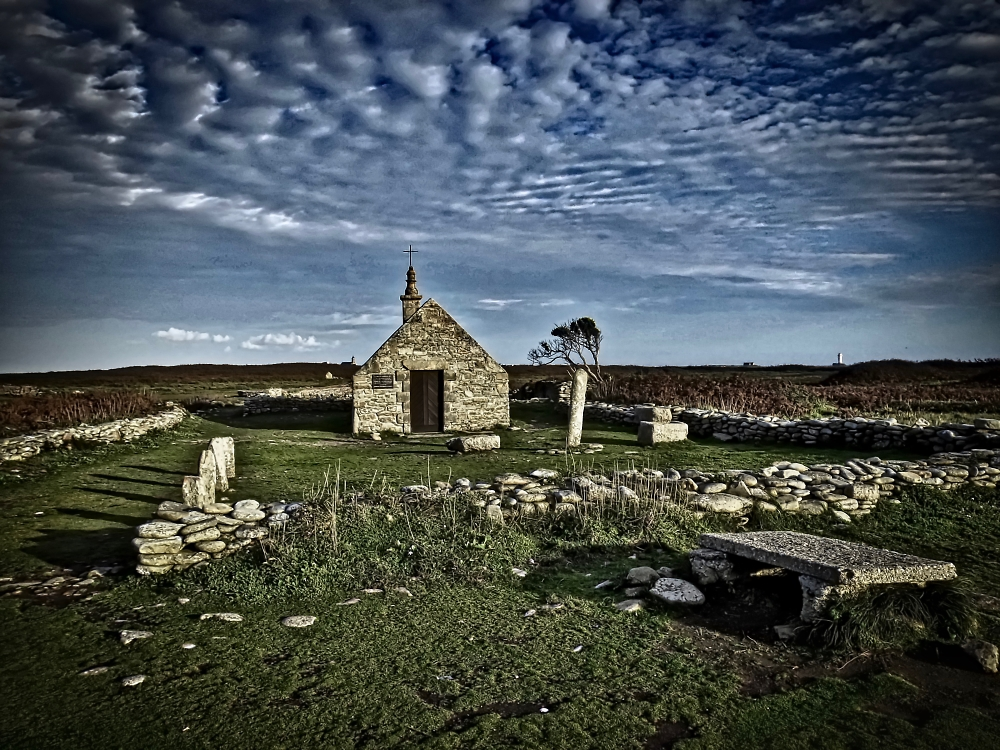 A Breton chapel