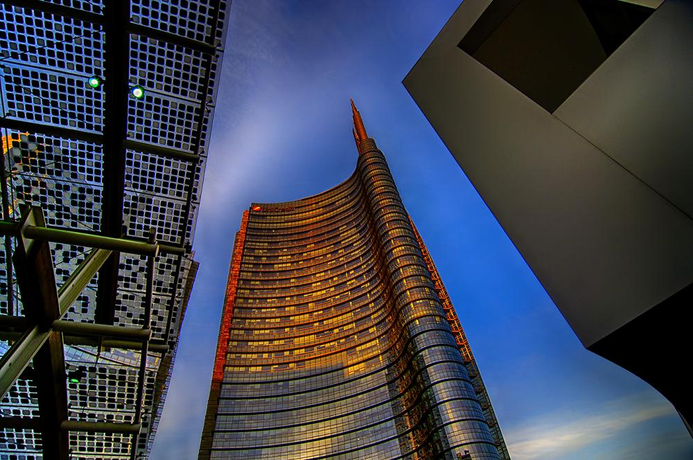 Gotham City cv