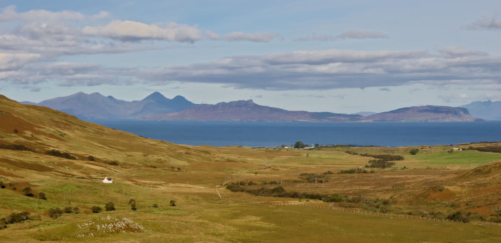 Small Isles View