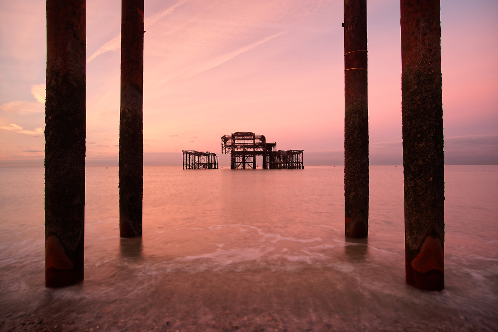 the west pier (again!)