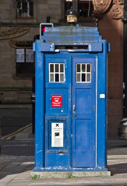 A Police Box
