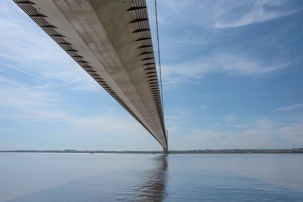 Hull_The Humber Bridge