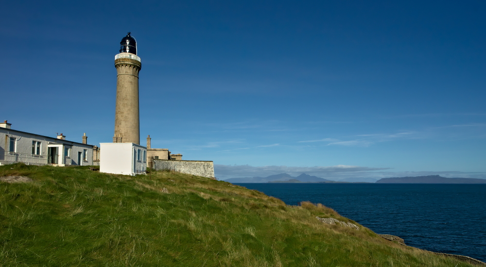 Ardnamurchan Light.