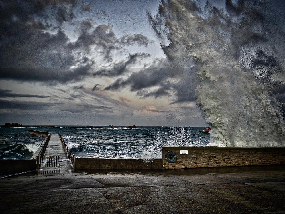 A real splash !