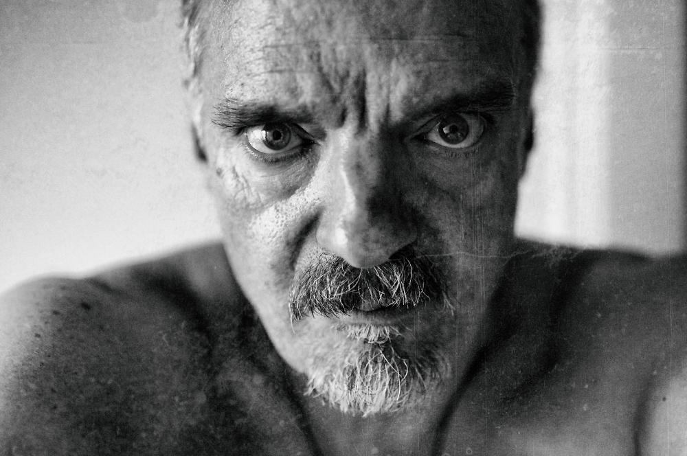 self portrait of the photographer 2019