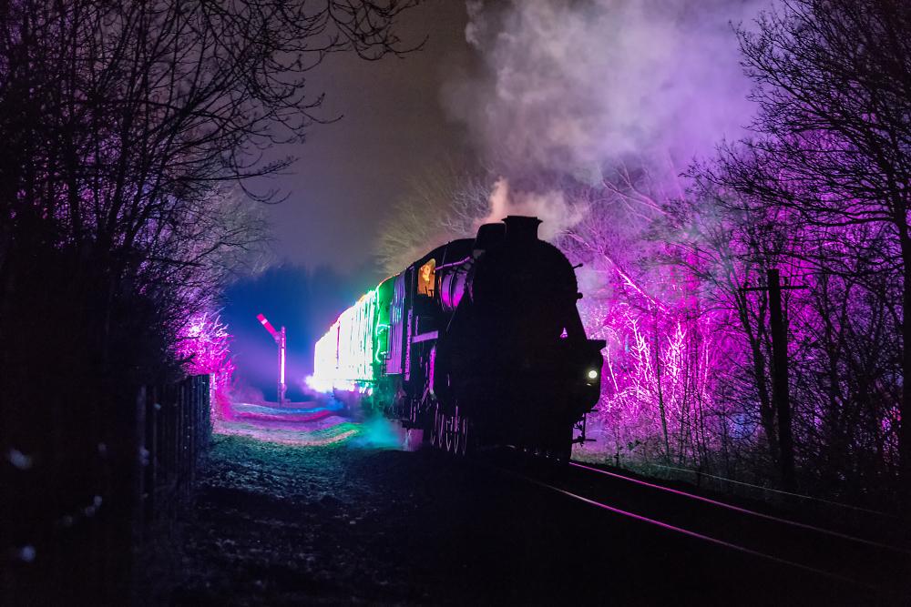 Steam Light Spectacular