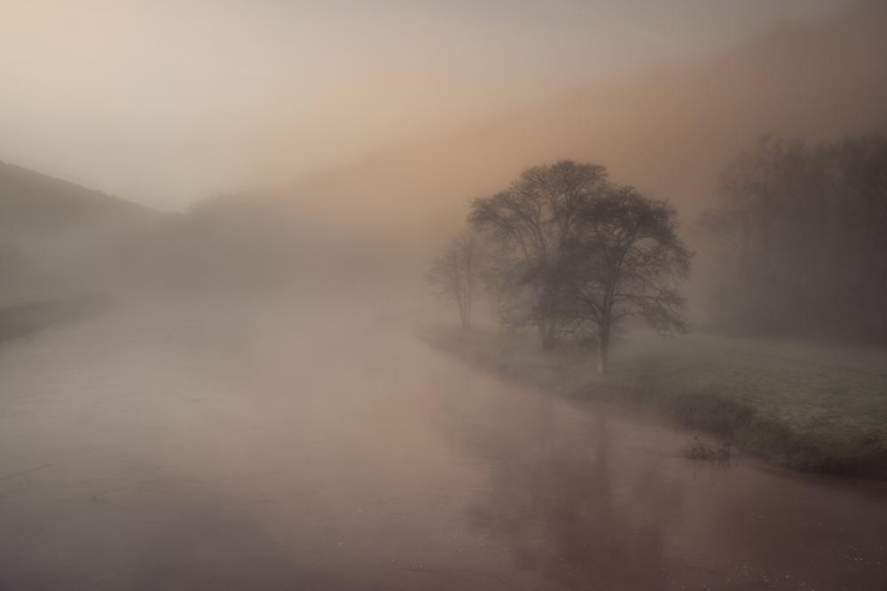 Wye Valley, Christmas Morn