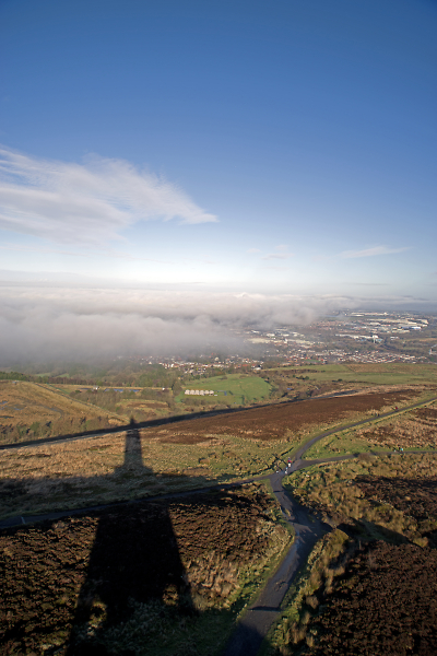 The View From Darwen Tower
