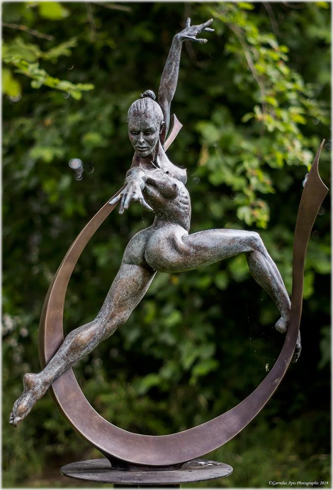 Lissom Bronze Gymnast