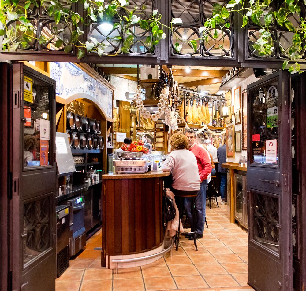 Malaga Tapas Bar