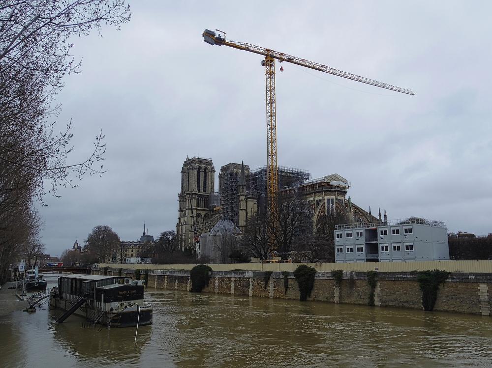 Notre Dame last Sunday