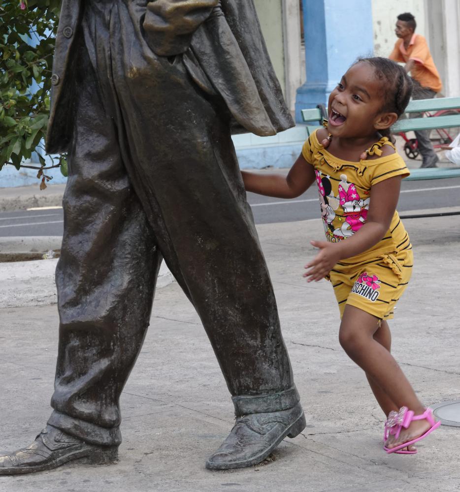 Street photo, Cienfuegos, Cuba