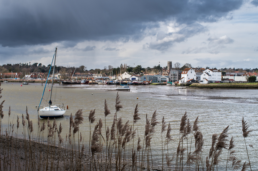The Deben and Woodbrige