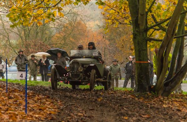 Autumnal Vauxhall