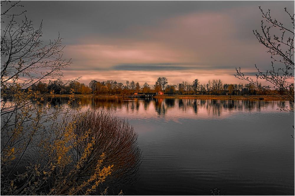 Daugava river.