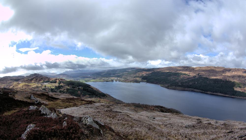Near Loch Tarff