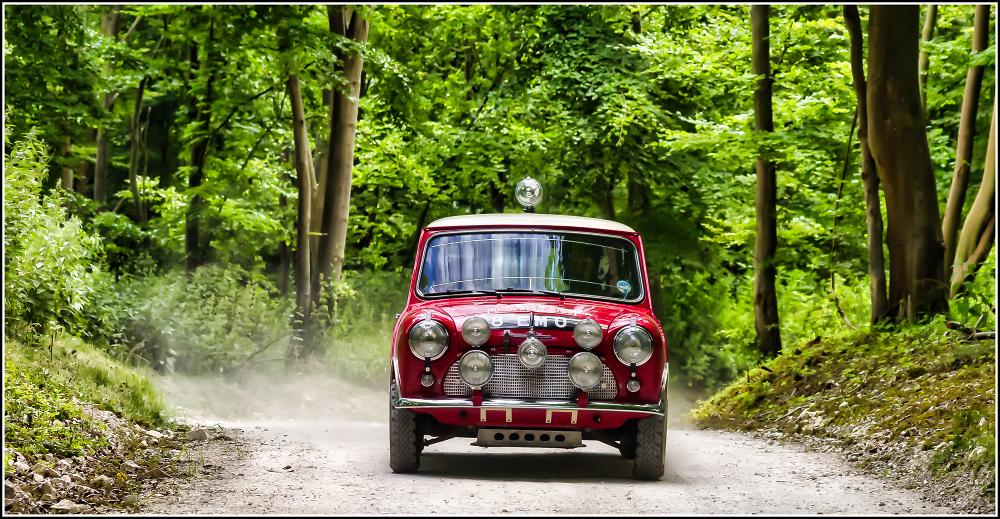 Morris Mini Cooper S 1963