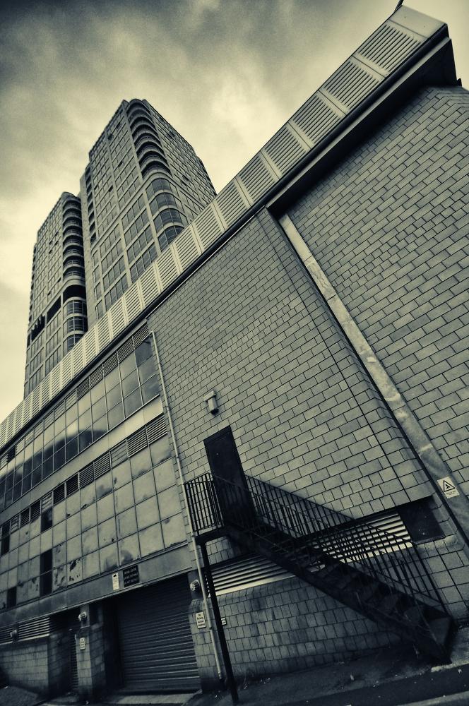 David Murrey John Building
