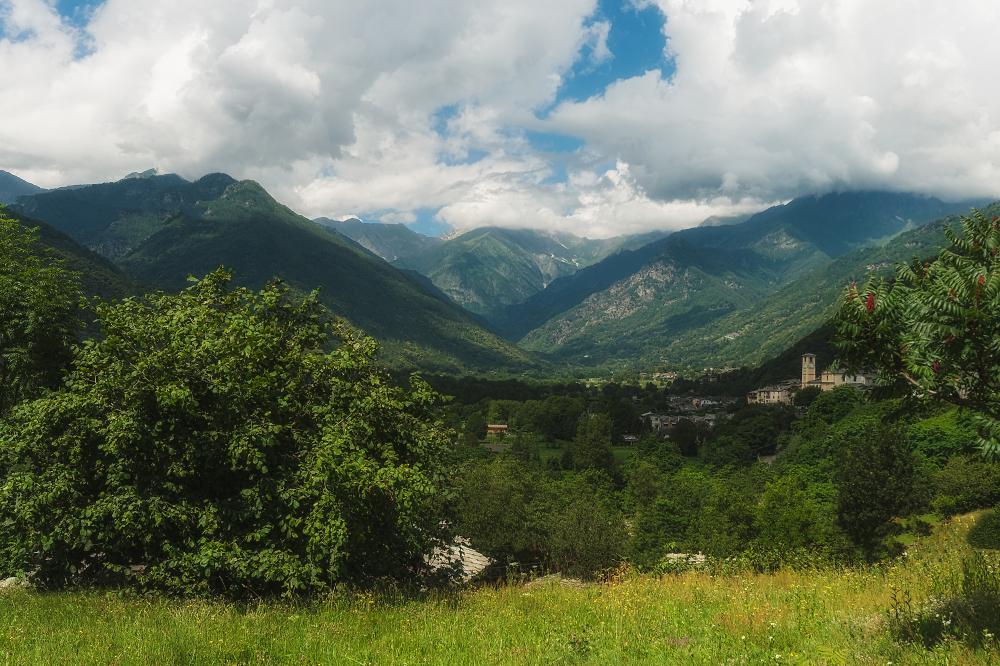 Vaste landscape