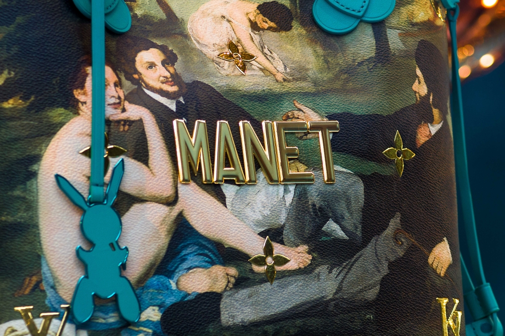 What Would Manet Say to Louis?
