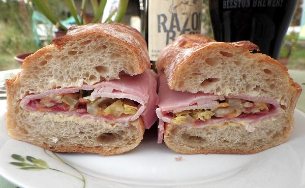 Super Supper Sandwich