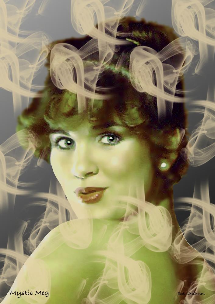 'Mystic Meg'