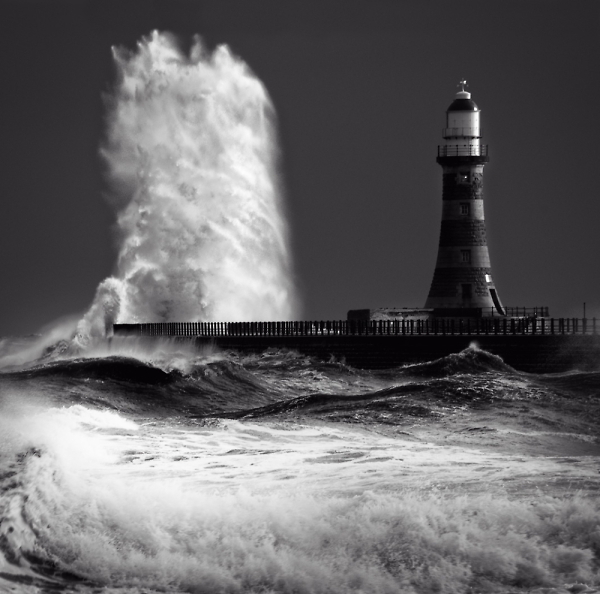 Stormy Weather at Roker
