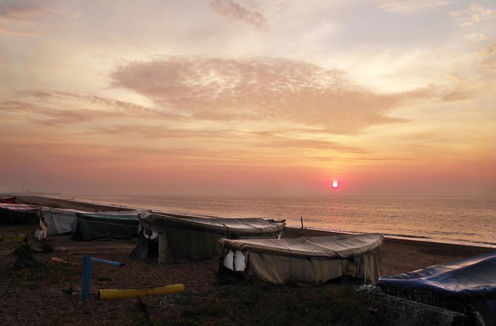 Pakefield Sunrise