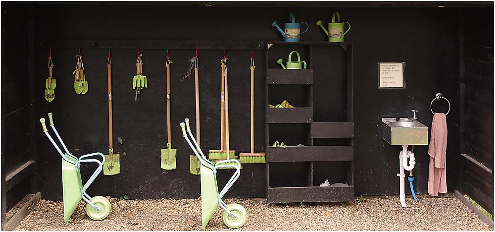 Precision Gardening