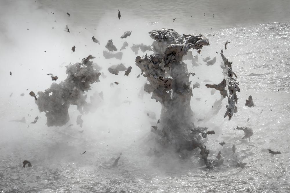 Thermal Mud Explosion