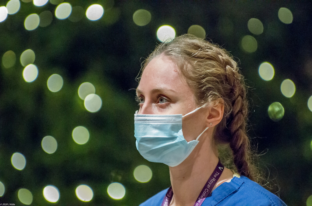 Dr.Tara Watkiss. From the frontline to the Cathedral