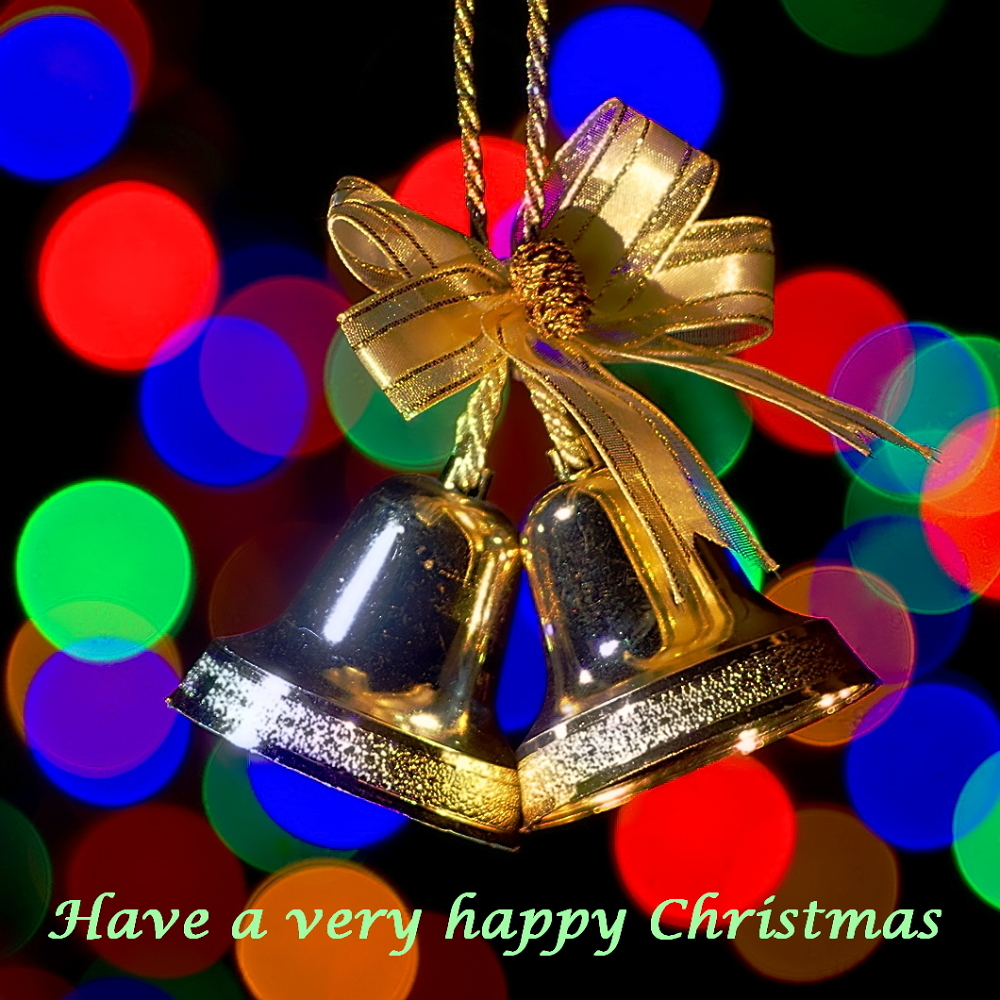 Happy Christmas to everyone!