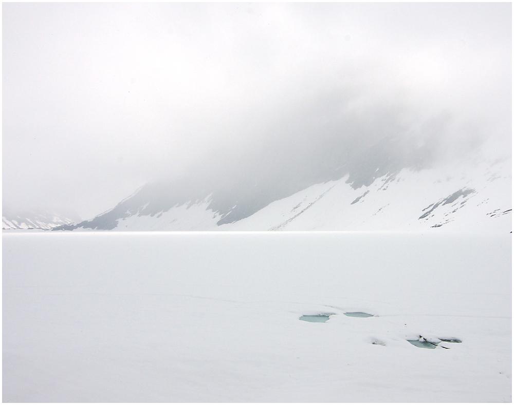Ice Lake, Norway