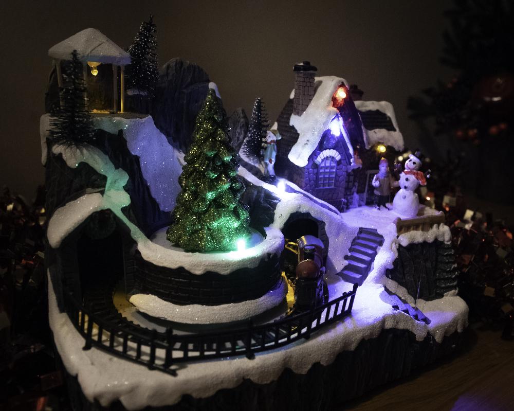 Wintery Diorama