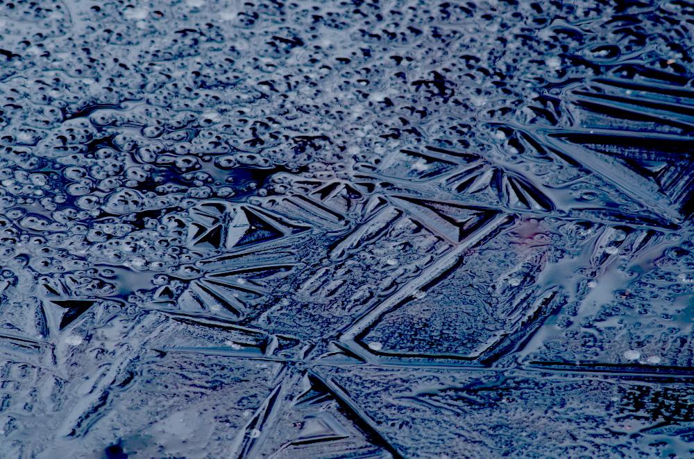 Ice Pattern No.1
