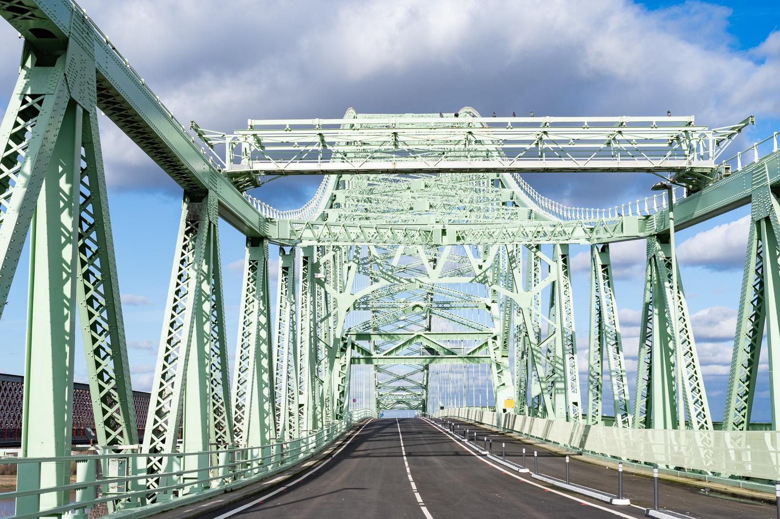 Silver Jubilee Bridge, Merseyside